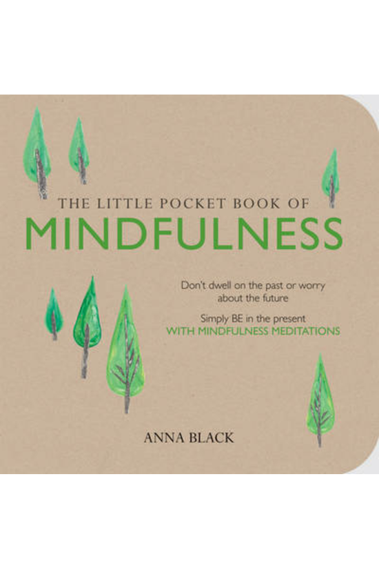 Little Pocket Book Of Mindfuln...