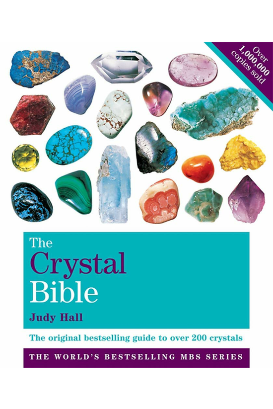 The Crystal Bible Volume 1: Go...