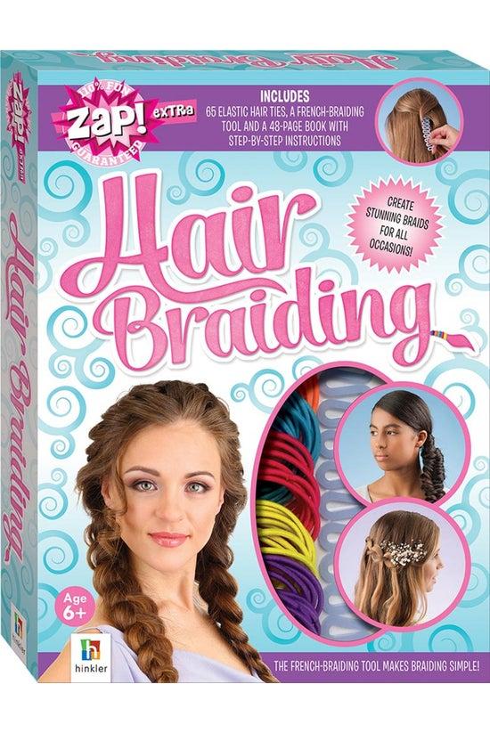 Zap! Extra: Hair Braiding