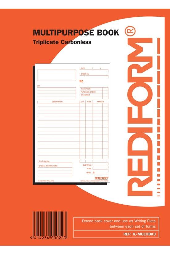Rediform Multipurpose Triplica...