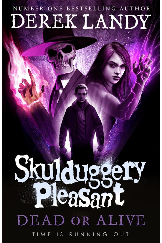 Skulduggery Pleasant #14: Dead...