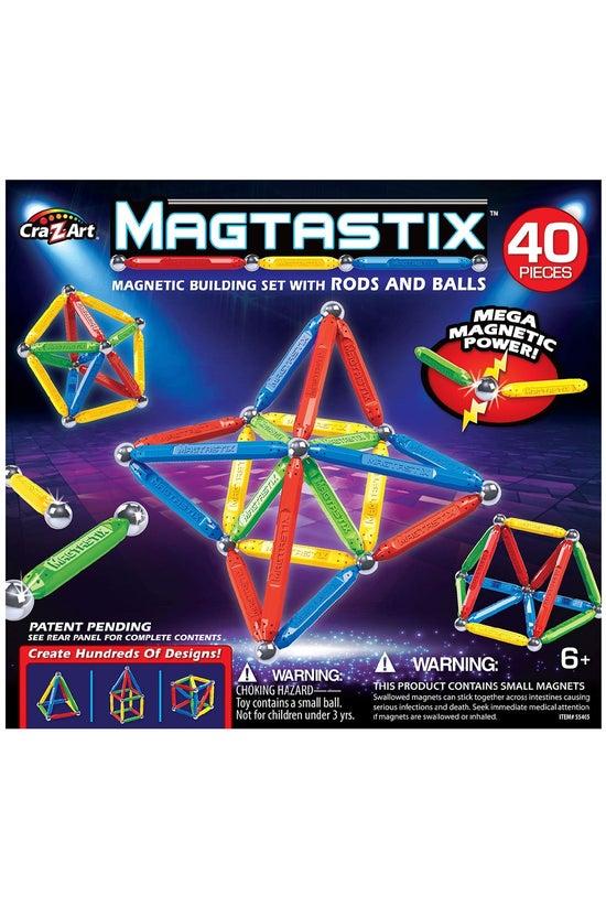 Cra-z-art Magtastix Balls &...