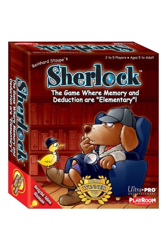 Sherlock Memory Card Game