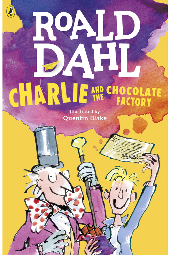 Charlie & The Chocolate Fa...