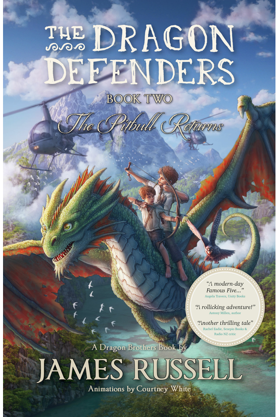 The Dragon Defenders #02: The ...