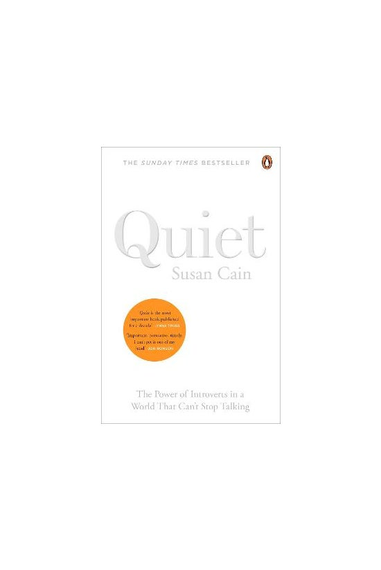 Quiet: The Power Of Introverts...