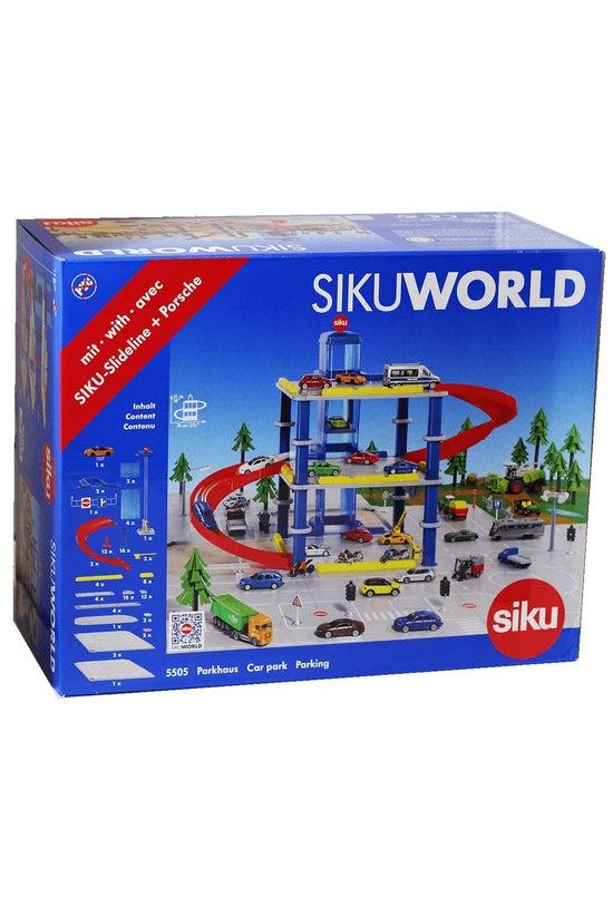 Siku World Carpark Set