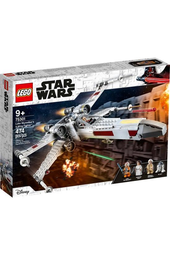 Lego Star Wars: Luke Skywalker...