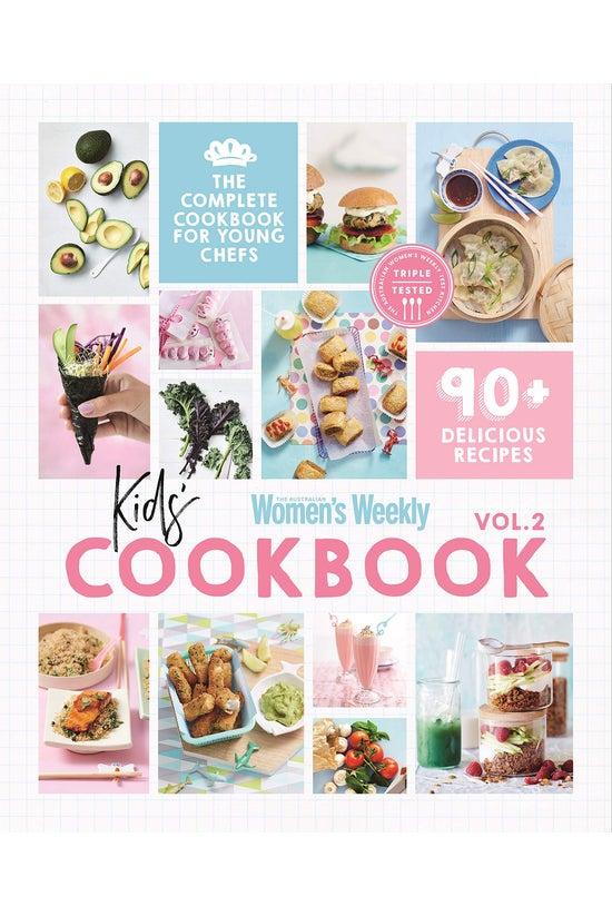 Kids' Cookbook Volume 2