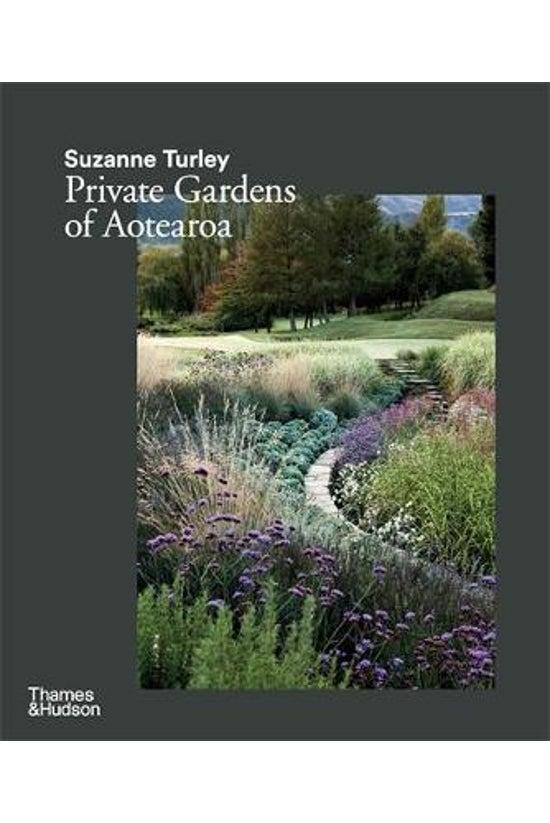 Suzanne Turley: Private Garden...