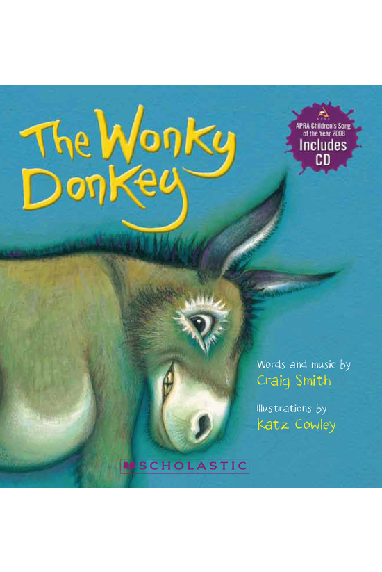 Wonky Donkey Board Book (with ...