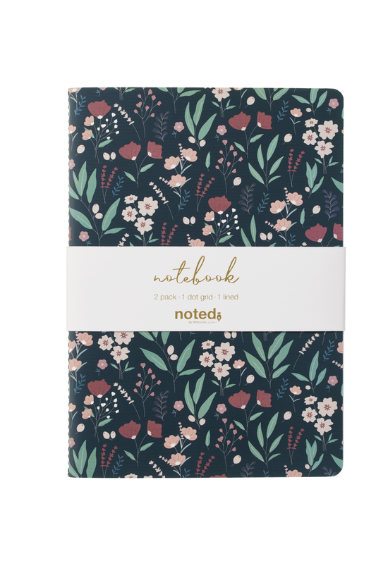Noted Meadow A5 Notebooks Deep...
