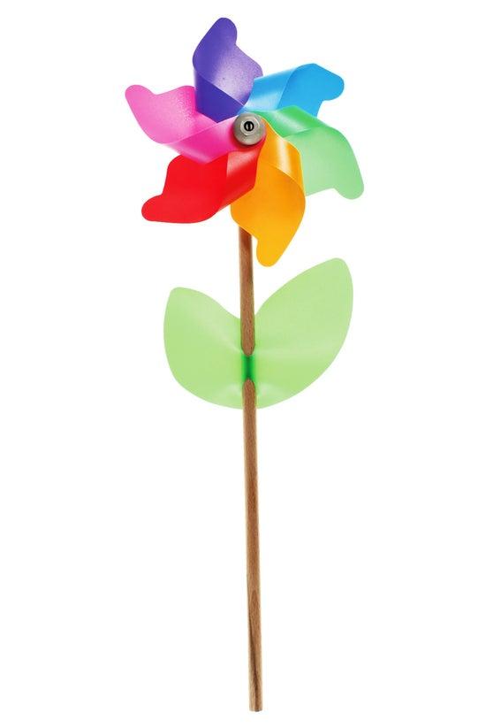 Garden Rainbow Windmill