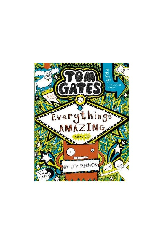 Tom Gates #03: Everythings Ama...