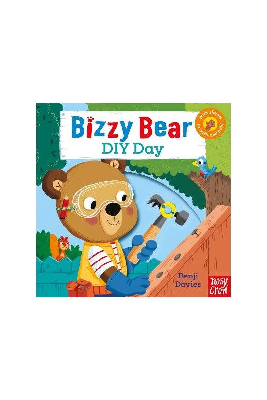 Bizzy Bear: Diy Day Bd