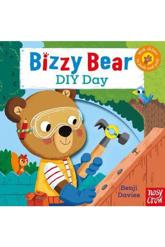 Bizzy Bear: Diy Day