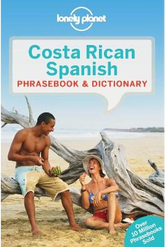 Lonely Planet Costa Rican Span...