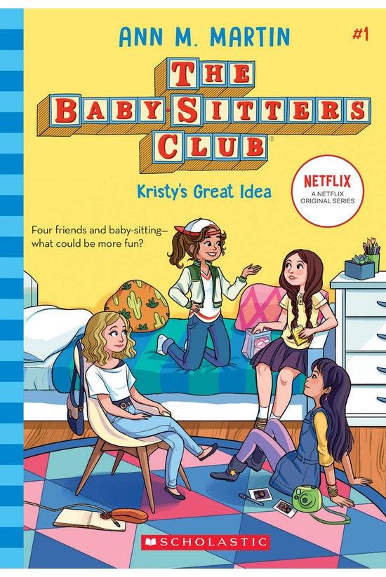 The Baby-sitters Club #01: Kri...
