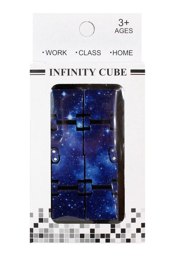 Infinity Cube Starry Night