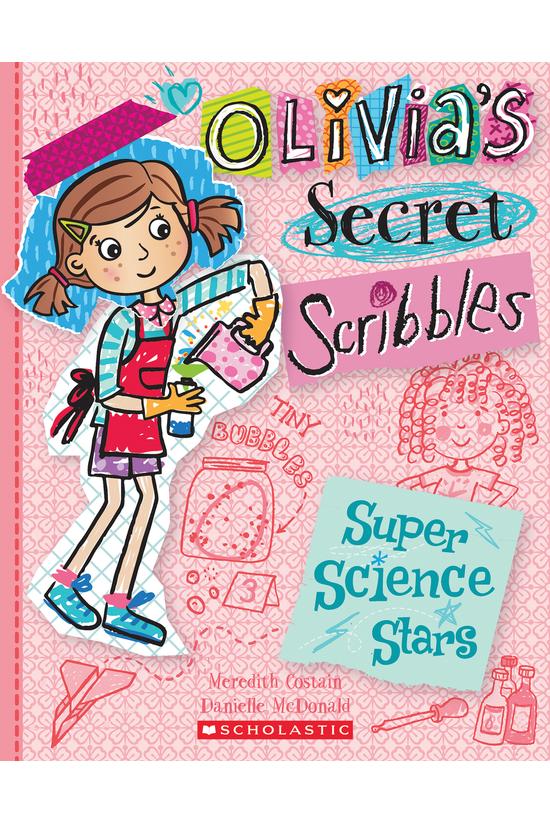 Olivia's Secret Scribbles #04:...