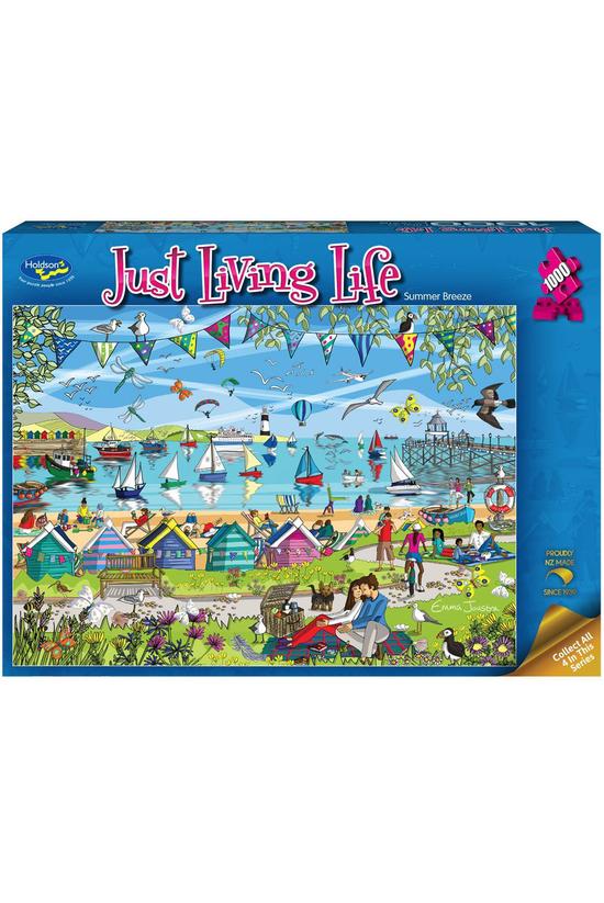 Just Living Life: Summer Breez...