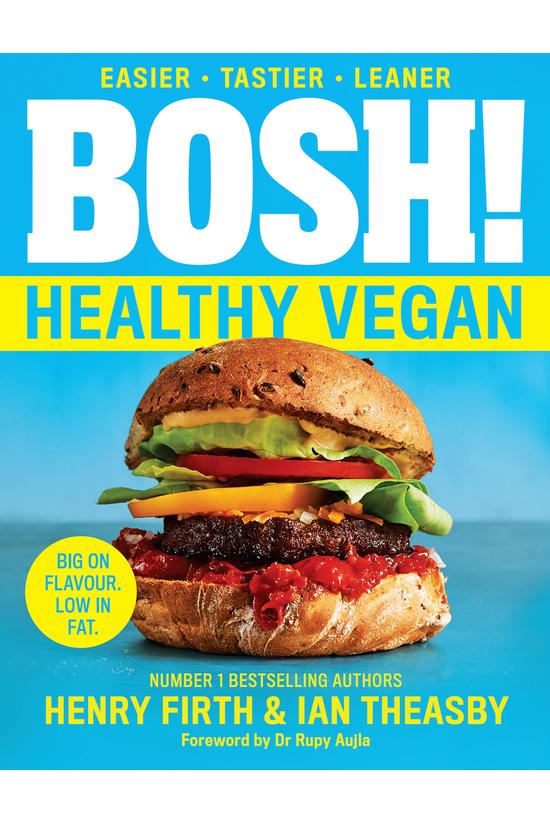 Bosh! Healthy Vegan