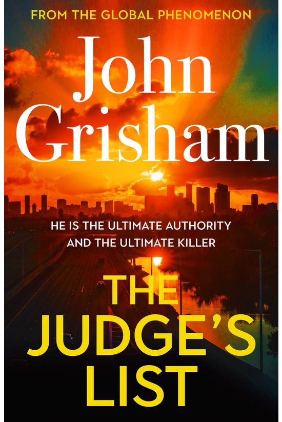 The Judge's List Pre Order