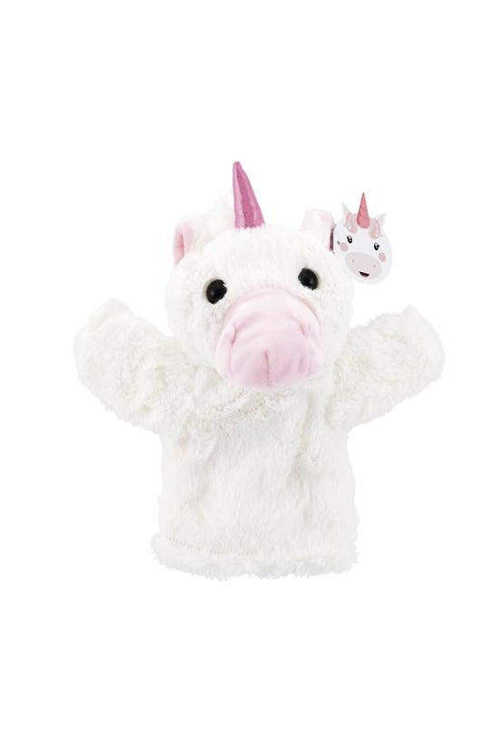 Hand Puppet Stardrop Unicorn