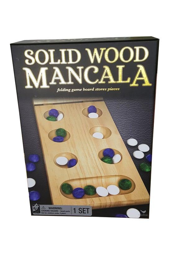 Classic Games: Solid Wood Manc...