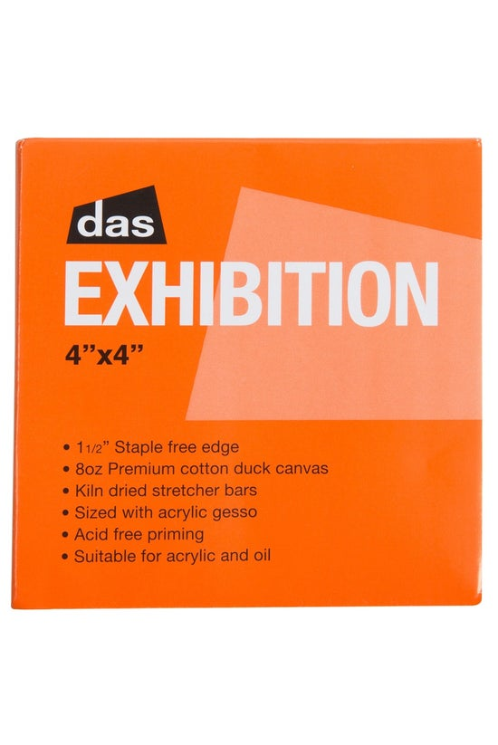 "Das Exhibition 1.5"" Canva..."