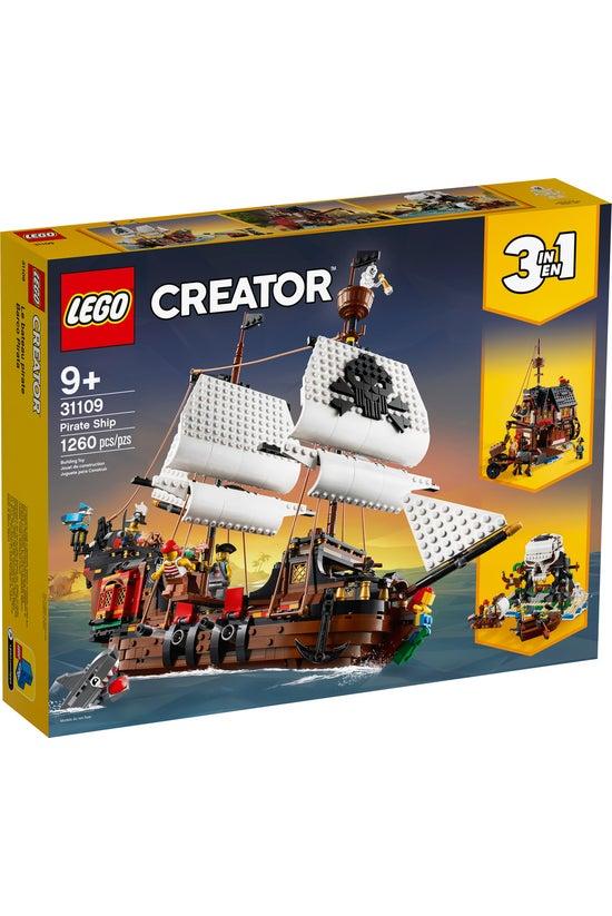 Lego Creator: Pirate Ship 3110...