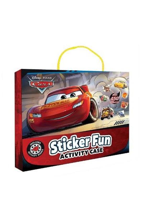 Cars: Sticker Fun Activity Cas...