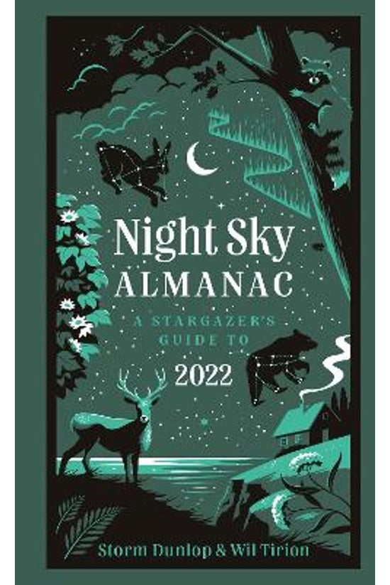 Night Sky Almanac 2022