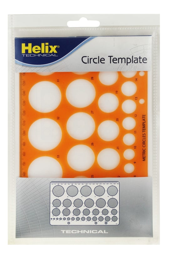 Helix Template Circle H67