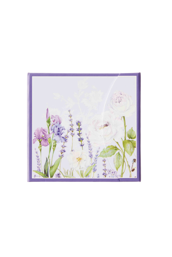 Lavender Garden Note Pad Set