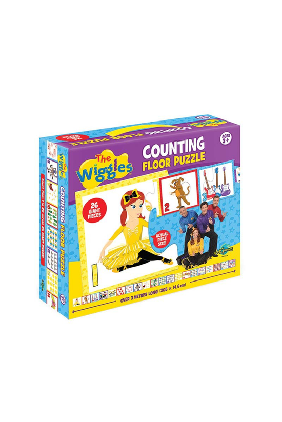 The Wiggles 26 Piece Floor Puz...