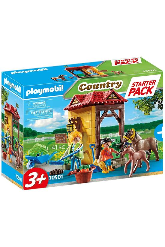 Playmobil Starter Pack Horse F...