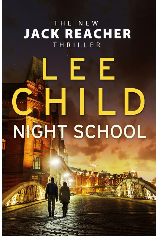 Jack Reacher #21: Night School