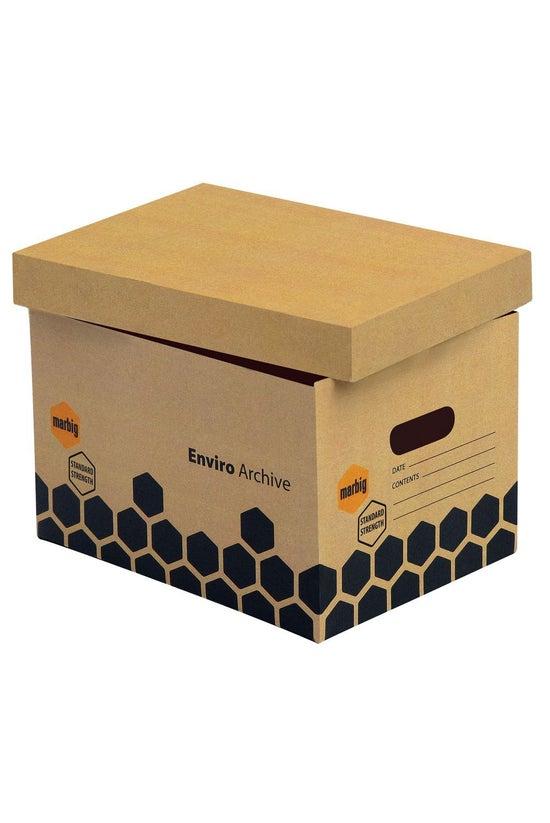 Marbig Archive Box Enviro Kraf...