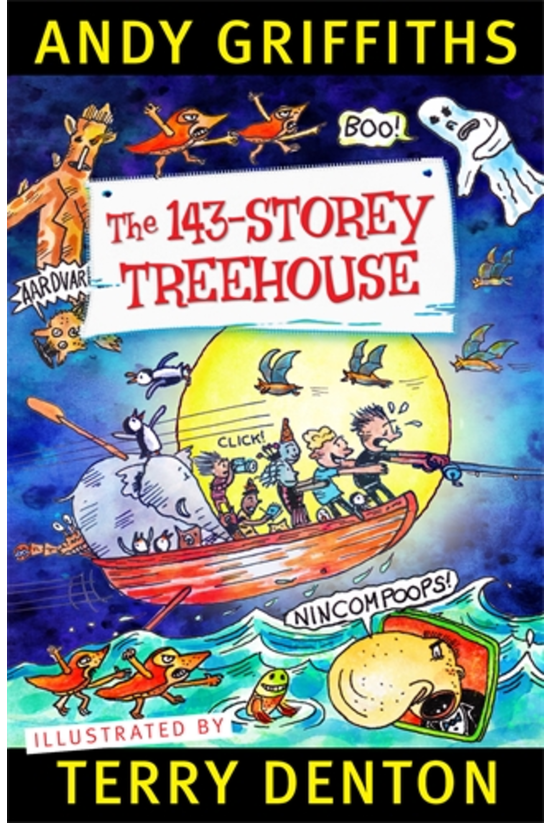 Treehouse #11: The 143-storey ...