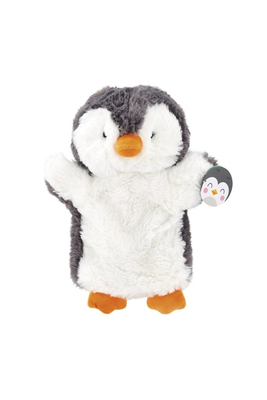 Hand Puppet Puddles Penguin
