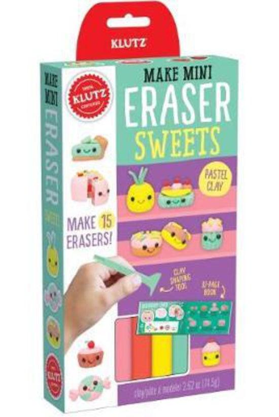 Klutz: Make Mini Eraser Sweets