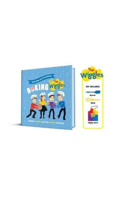 Baking With The Wiggles Boxed ...