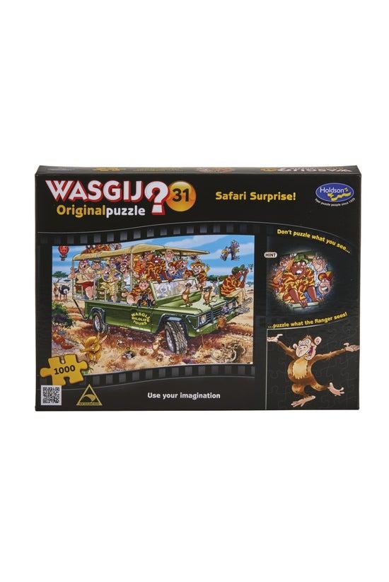 Wasgij Original #31 Safari Sur...