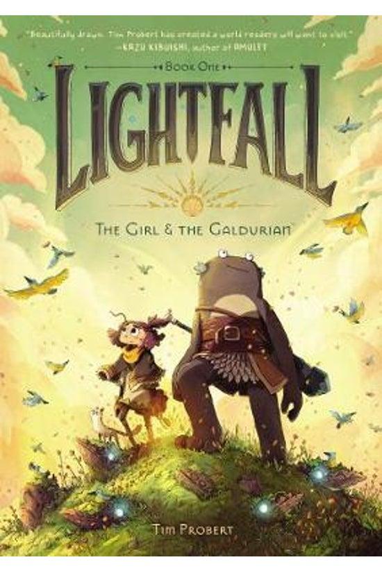 Lightfall #01: The Girl & ...