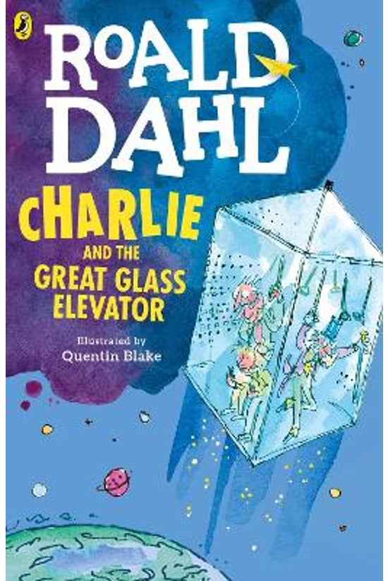 Charlie & The Great Glass ...