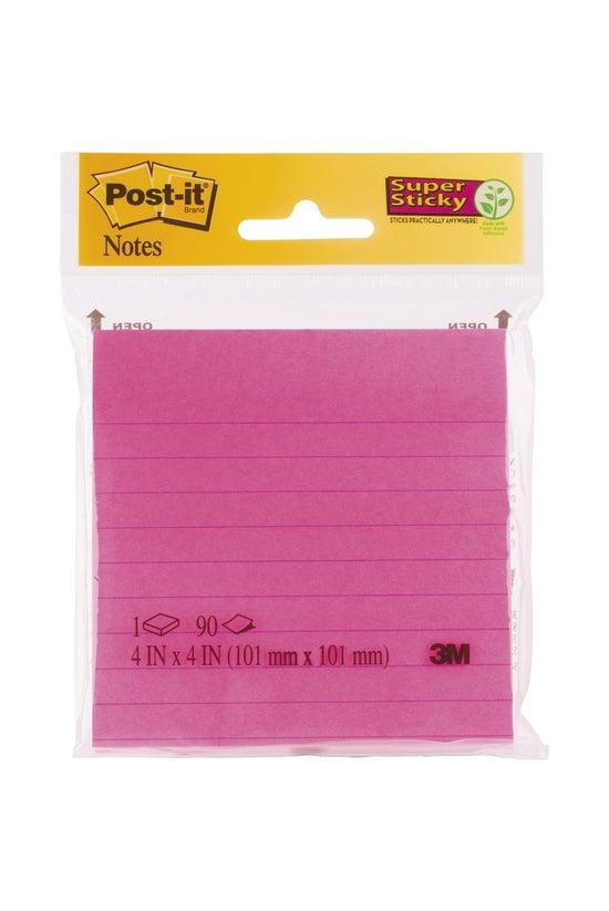 3m Super Sticky Post-it Notes ...