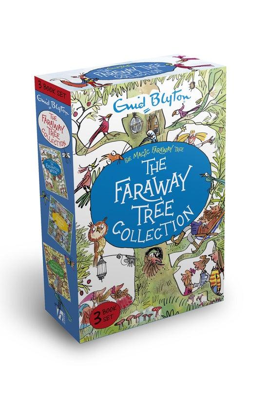The Magic Faraway Tree: 3 Book...