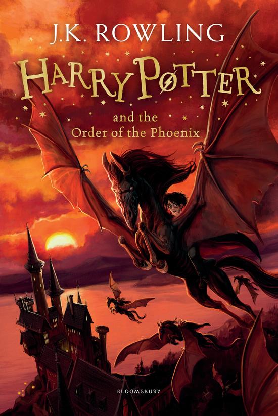 Harry Potter #05: Harry Potter...