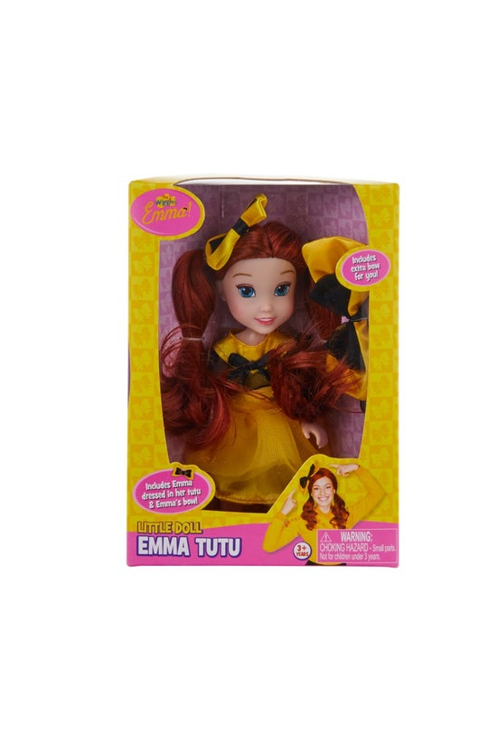 The Wiggles Little Doll Emma T...